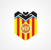 Rediseño Valencia C.F.. Un proyecto de Diseño de Jose Mª Quirós Espigares - Viernes, 25 de octubre de 2013 21:46:14 +0200