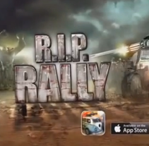 Rip Rally Official Trailer Mobile. A Motion Graphics project by RQL MAYORAL         - 30.10.2013