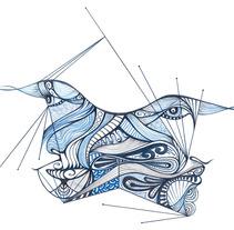 Ilustración Tesis Doctoral. Un proyecto de Diseño, Ilustración, Diseño editorial y Diseño gráfico de Marta Serrano Sánchez - 12-11-2013