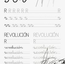 Revolución. Un proyecto de Ilustración de Marta Sisón Barrero - 19-05-2012