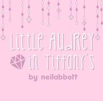 Little Audrey. Un proyecto de Diseño e Ilustración de Francesc  Gómez Guillamón - 24-11-2013