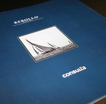 Catálogo bufete de abogados. Um projeto de Design de Jessica Peña Moro - 24-11-2006