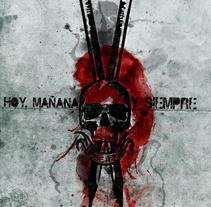 Hoy, Mañana y Siempe. Um projeto de Ilustração de Hot Diseños         - 25.11.2011