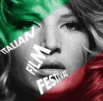 Lavazza Italian Film Festival. A Design project by Cyril De la Torre Branger  - 25-11-2013