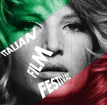 Lavazza Italian Film Festival. A Design project by Cyril De la Torre Branger  - Nov 26 2013 12:00 AM