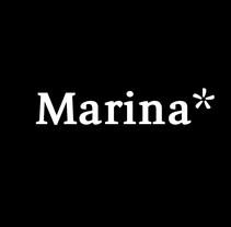 Marina (typeface). A Design, Software Development, T, and pograph project by Rafa Goicoechea - 13-04-2012