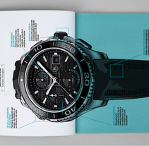 Cuaderno de Bitácora. TAG Heuer. A Design, Illustration, and Advertising project by Pedro  Manero Aranda - Nov 29 2013 12:00 AM