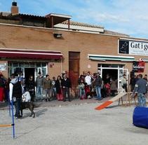 """Organización del evento """"1r Agility & Concurso de Belleza Canina de Gat i gos"""". Un proyecto de Publicidad de Soraya Romero         - 23.11.2013"""