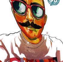 PEOPLE!. Un proyecto de Ilustración de Chuma Hill         - 03.12.2013