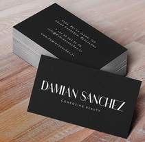 DAMIÁN SÁNCHEZ. A Design, Illustration, and Advertising project by Adalaisa  Soy - Oct 04 2012 12:00 AM