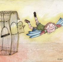 Libre. Un proyecto de Ilustración de Iván Torres         - 03.12.2013