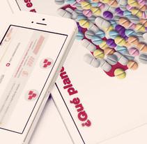 Ipad App – Product Showcase & Micro Gaming Brochure. Um projeto de Design, Desenvolvimento de software e UI / UX de Fran Fernández         - 14.11.2011