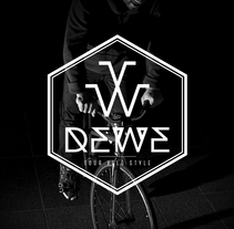 DeWe new brand 01. Un proyecto de Diseño de Iván  Castaño Castaño - Miércoles, 11 de diciembre de 2013 00:00:00 +0100