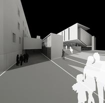 Concursos. Um projeto de Design e 3D de Roberto Carlos Angulo         - 15.12.2013