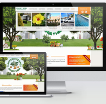 Website: Giner y Mira. A Design, Advertising, and Software Development project by Gilber Jr         - 14.12.2013