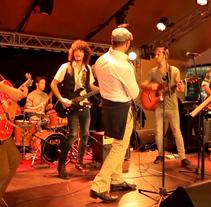 Copa Ilustrada Band & Friends. Um projeto de Música e Áudio, Motion Graphics e Cinema, Vídeo e TV de Gonzalo Dubón Bayarri - 17-12-2013
