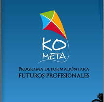 Brouchure Programa Kometa. Un proyecto de Diseño de Diana E. Pinela M.         - 12.11.2013