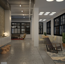 Loft . A Design, Installations, and 3D project by David Palomino Bautista         - 29.12.2013