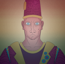 Le Démiurge - Ex Nihilo Nihil Fit. A Illustration project by David Imbernon         - 29.12.2013