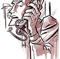 Proyect UNO. Un proyecto de Diseño, Ilustración y Publicidad de René León         - 29.12.2013