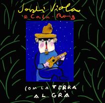 Caratulas para Jordi Viola . A Design&Illustration project by Xavier Salvador         - 31.12.2013
