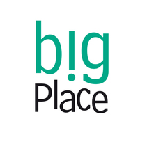 Big Place Logo. A Design project by Maite  Artajo - 09-09-2013