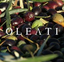 Web Oleati :: aceite fresco comercializado por Repsol. A Design project by Irene Rubio Baeza         - 21.01.2014