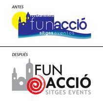 Cambio de cara de Fun-Acció. A Graphic Design, and Events project by Magda Noguera - Jan 28 2014 12:00 AM