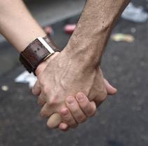 Reportaje Gay Pride Madrid 2012. Un proyecto de Fotografía de Enrique Aguirre Massiani         - 09.06.2012