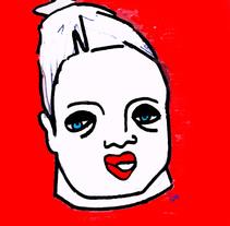 gente que me cruzo / ilustraciones. Un proyecto de Ilustración de laura cora - 27-01-2014