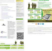 Newsletters. Un proyecto de Diseño Web de Estela Choclán - Viernes, 31 de enero de 2014 00:00:00 +0100