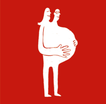 Maternity. Magazine Illustrations.. A Illustration project by Ina Fiebig - Feb 05 2014 12:00 AM