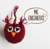 San Valentín <3. Um projeto de Ilustração, Artesanato e Artes plásticas de carmen  sarrión blasco - 08-02-2014