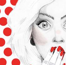 Ilustraciones para Mecal, festival internacional de curtmetratges i animació de Barcelona. A Illustration, Editorial Design, Events, and Fashion project by Anna Jornet         - 24.02.2014