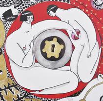 Me, myself and my way. Un proyecto de Ilustración de Sonia Alins Miguel - 01-03-2014