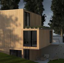 MORE HOUSE. Un proyecto de Diseño, Publicidad, Motion Graphics, Cine, vídeo, televisión, 3D, Animación, Arquitectura, Arquitectura interior, Post-producción y Escenografía de Guille Llano - 01-03-2014