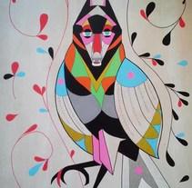 Ilustraciones. Un proyecto de Pintura de Daniel Bossut         - 02.03.2014