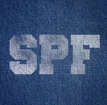 SPF Denim. A T, and pograph project by Txaber Mentxaka - Mar 05 2014 12:00 AM