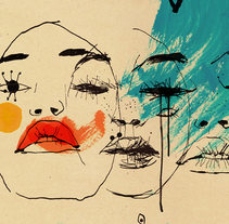 Fulares para LABYRINTH. A Illustration project by Conrad Roset - 03.09.2014