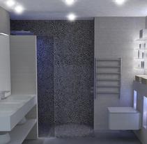 Infografias. Un proyecto de 3D, Arquitectura interior y Diseño de interiores de Aitor Hernández Gómez - 12-03-2014