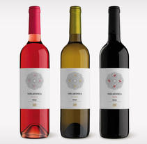 Wine label. A Art Direction, Graphic Design, and Packaging project by le  dezign - 08-07-2014