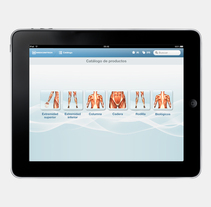 Medcomtech App. A Interactive Design project by Cristina Fabregas Escurriola         - 17.03.2014