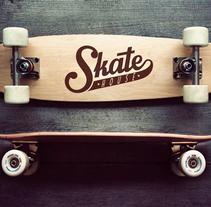 Tienda SkateHouse. A Br, ing, Identit, and Graphic Design project by Jose Antonio Guerra Betancor         - 19.03.2014