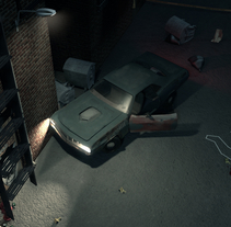 Crime Scene Alley NewYork 3D. A Film, Video, TV, 3D, Animation, and Post-Production project by Ancor  del Valle         - 24.03.2014