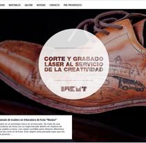 xHTML + CSS + jQuery + PHP + CMS (Gestor de Contenidos) - Incut. A Web Development project by Francisco Javier Martínez Pardillo         - 25.03.2014