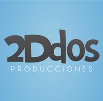 Identidad productora de animación + Branding + Cabecera + Personajes. A Animation, Br, ing, Identit, and Graphic Design project by Daniel Cortés Rodríguez (Cérre)         - 26.03.2014