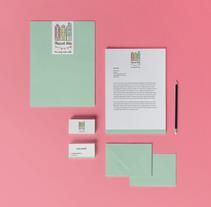 Logo Hascot kids. Un proyecto de Diseño gráfico de Marina Hernanz Rueda         - 27.03.2014