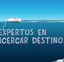 Trasmediterranea. A Advertising, Graphic Design, and Writing project by Jesús Ramos García-Elorz         - 19.11.2013
