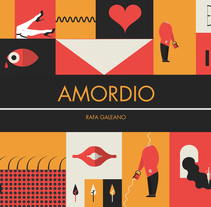 AMORDIO. A Animation, Motion Graphics, Music, and Audio project by Rafa Galeano - 04.03.2014