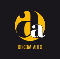 DISCOM AUTO. Branding. A Art Direction, Br, ing, Identit, and Graphic Design project by ERREPILA Estudio de Diseño Gráfico & Comunicación          - 14.03.2014